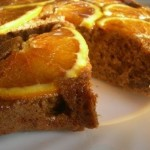 ✔  «Кофейный пирог с апельсинами»