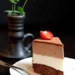 Сметанник- желейный десерт