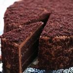 Шоколадный торт «Пеле»