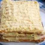 Оригинальный и вкусный летний торт «Тропиканка»