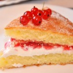Торт «Виктория» или «Викторианский бисквит»