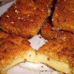 Жаренный сыр