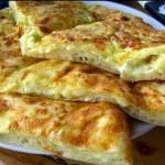 Быстрое хачапури к завтраку!