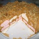 Простой Зефирный Торт (торт без выпечки)