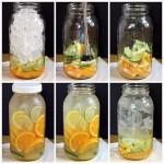 Цитрусовая вода 💦🍋