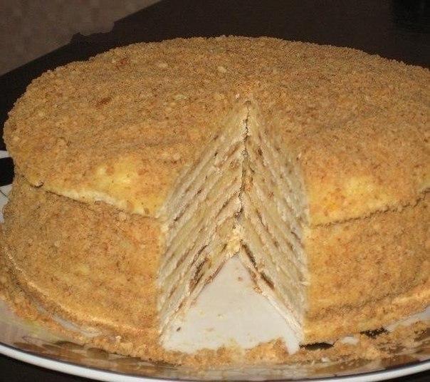 Тортики своими руками рецепты с фото