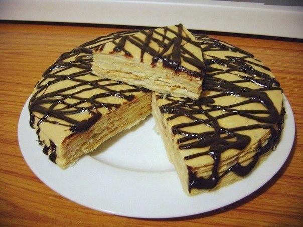 Самые легкие торты в домашних условияхы с фото