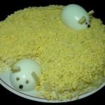Салат «Мышки»